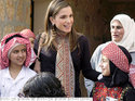HM Queen Rania in Jordan