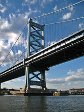 Benjaminm Franklin Bridge