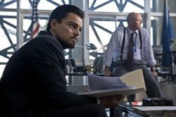 Leonardo DiCaprio as Agent Ferris in Body of Lies