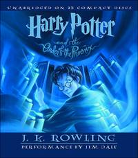 Cover of 'Harry Potter and the Order of the Phoenix'