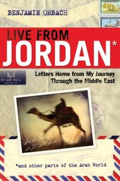 Live from Jordan cover
