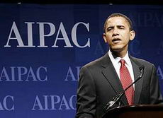 Obama does AIPAC