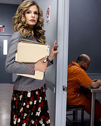 Kyra Sedgwik is the closer